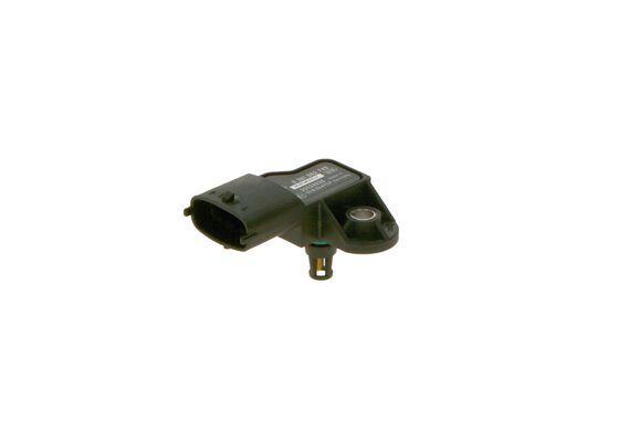 Køb BOSCH Sensor, ladetryk 0 281 002 743 lastbiler