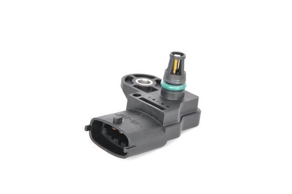 0 281 002 845 Sensor, presión de sobrealimentación BOSCH calidad original