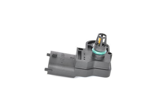 0 281 002 845 Sensor, presión de sobrealimentación BOSCH Test