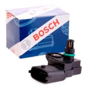 DSLDF6T BOSCH Sensor, presión de sobrealimentación 0 281 002 845 a buen precio