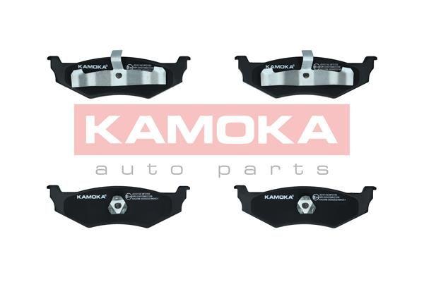 CHRYSLER NEON 2000 Bremsklötze - Original KAMOKA JQ101192 Höhe: 40mm, Breite: 134mm, Dicke/Stärke: 18,1mm