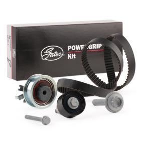 T43247 GATES FleetRunner™ Micro-V® Stretch Fit® Tand / styrremssats K015680XS köp lågt pris
