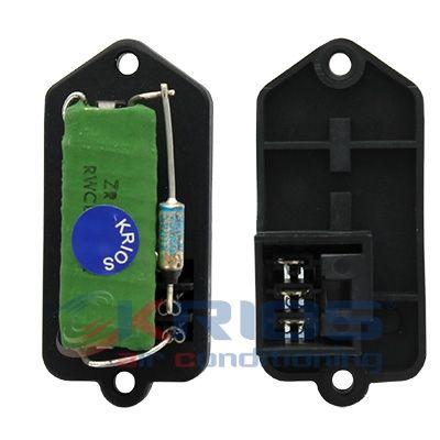 K109107 MEAT & DORIA Pol-Anzahl: 2-polig Widerstand, Innenraumgebläse K109107 günstig kaufen