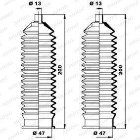 K150193 Bälgsats, styrsystem MOOG K150193 Stor urvalssektion — enorma rabatter