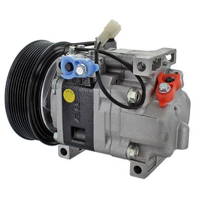 K19002R MEAT & DORIA Riemenscheiben-Ø: 122mm Klimakompressor K19002R günstig kaufen