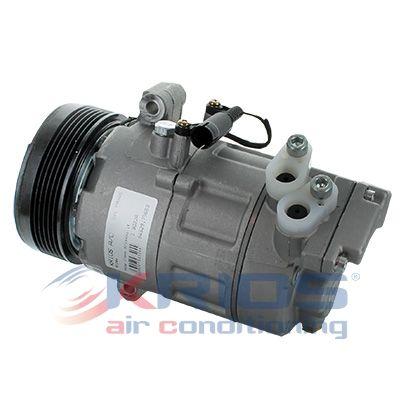 K19022A MEAT & DORIA Riemenscheiben-Ø: 110mm Klimakompressor K19022A günstig kaufen
