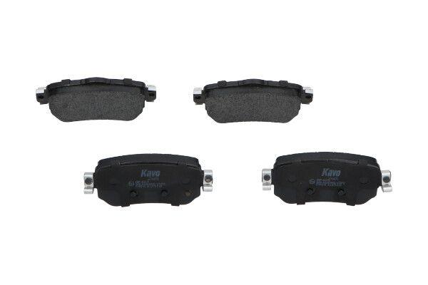 Disk brake pads KBP-6615 KAVO PARTS — only new parts