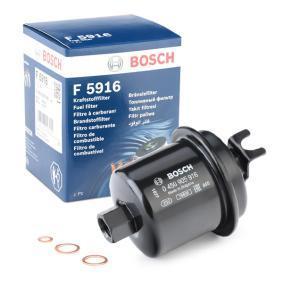 Filtr paliwa 0 450 905 916 HONDA CRX w niskiej cenie — kupić teraz!