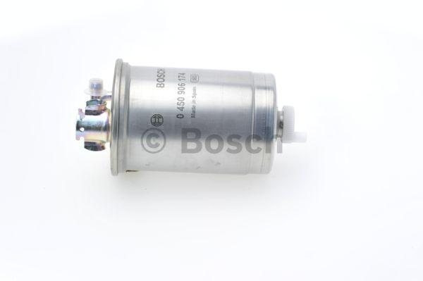 Achetez Filtre à carburant BOSCH 0 450 906 174 (Hauteur: 175mm) à un rapport qualité-prix exceptionnel