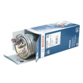 N6374 BOSCH Filterinsats, Ledningsfilter H: 200mm Bränslefilter 0 450 906 374 köp lågt pris