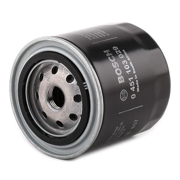0451103029 Motorölfilter BOSCH FJWH14622 - Große Auswahl - stark reduziert
