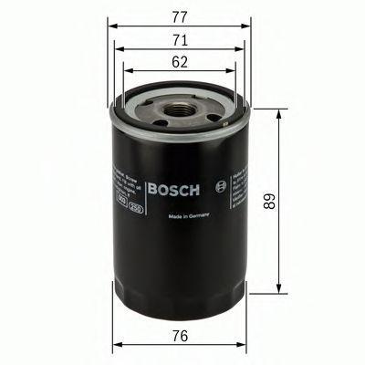 0 451 103 079 Filter BOSCH - Markenprodukte billig