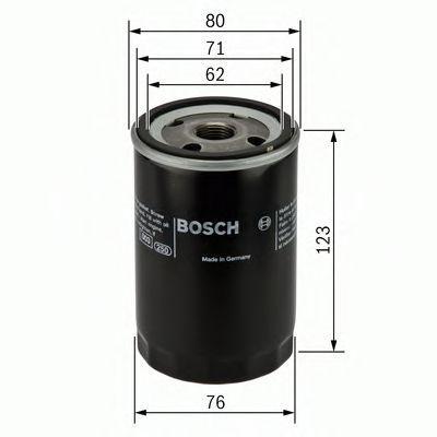 0 451 103 086 Filter BOSCH - Markenprodukte billig