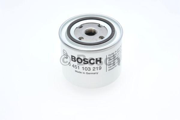 0 451 103 219 Filtro olio BOSCH qualità originale
