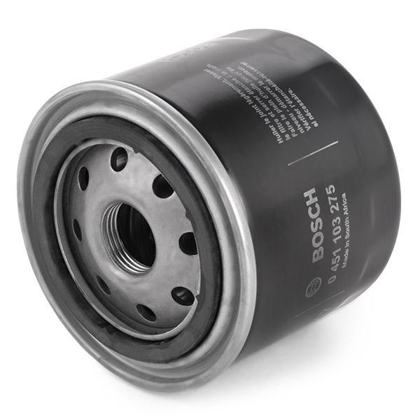 0 451 103 275 Motorölfilter BOSCH in Original Qualität