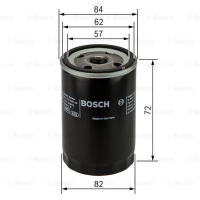 0451103316 Motorölfilter BOSCH 0 451 103 316 - Große Auswahl - stark reduziert