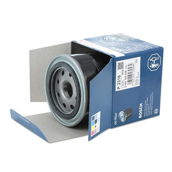 0 451 103 316 Filter BOSCH - Markenprodukte billig
