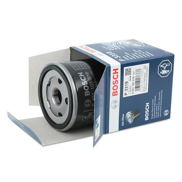 0 451 103 318 Filter BOSCH - Markenprodukte billig