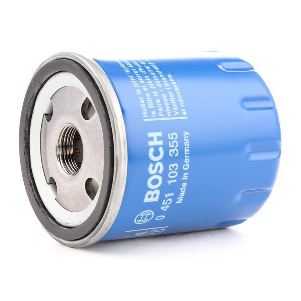 0451103355 Filtre d'huile BOSCH - L'expérience aux meilleurs prix