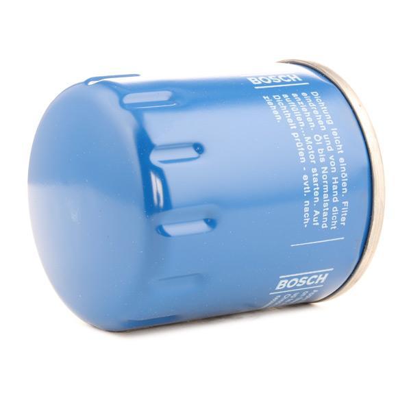 0 451 103 355 Filtre à huile BOSCH originales de qualité