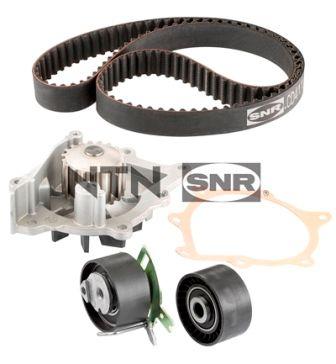SNR Water pump and timing belt kit KDP459.580