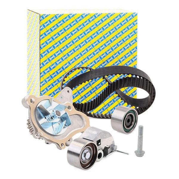 Kamremssats med vattenpump SNR KDP470.241 Recensioner