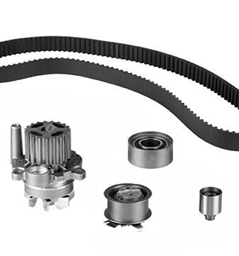 GRAF Water pump and timing belt kit KP1355-3