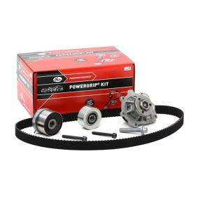 K015603XS GATES with water pump, FleetRunner™ Micro-V® Stretch Fit® Water Pump & Timing Belt Set KP15603XS cheap