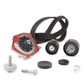 KP45550XS Wasserpumpe + Zahnriemensatz GATES T43035 - Große Auswahl - stark reduziert