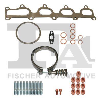 Montagesatz Turbolader FA1 KT120010