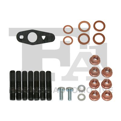 Montagesatz Turbolader FA1 KT120310