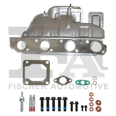 Original JAGUAR Montagesatz Turbolader KT130100