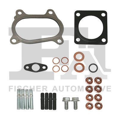 Original FIAT Montagesatz Turbolader KT330160