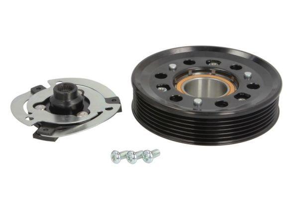 Magnetkupplung, Klimakompressor THERMOTEC (KTT040196)
