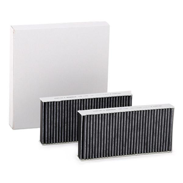 MAHLE ORIGINAL: Original Filter Innenraumluft LAK 1156/S (Breite: 115mm, Höhe: 31mm, Länge: 234mm)