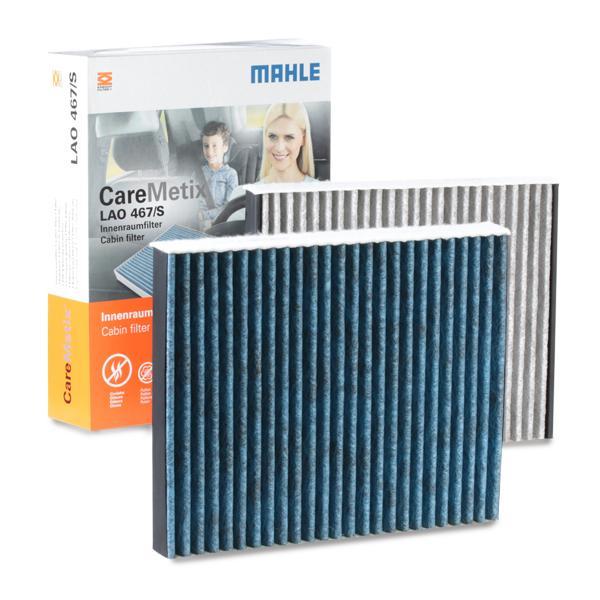 Achetez Pièces clim MAHLE ORIGINAL LAO 467/S (Largeur: 206mm, Hauteur: 30mm, Longueur: 247mm) à un rapport qualité-prix exceptionnel