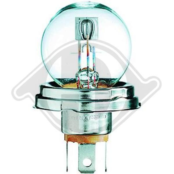 LID10042 DIEDERICHS Glühlampe, Hauptscheinwerfer passend für MERCEDES-BENZ online bestellen