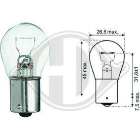 LID10046 Glühlampe, Blinkleuchte DIEDERICHS in Original Qualität