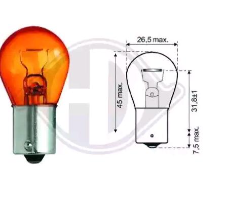 OE Original Blinker Lampe LID10054 DIEDERICHS