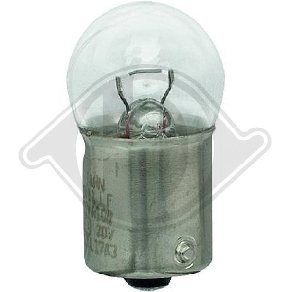 Köp DIEDERICHS LID10057 - Invändig utrustning till Toyota: 12V 5W, R5W, Ba15s