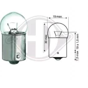 Įsigyti ir pakeisti lemputė, salono apšvietimas DIEDERICHS LID10059