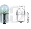 DIEDERICHS Bulb, stop light BA15s, 10W, 12V LID10061 TRIUMPH