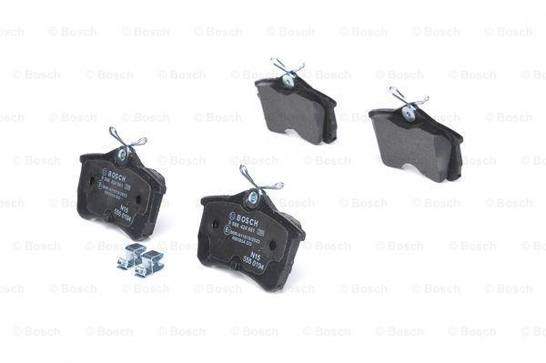 0 986 424 661 Bremsbelagsatz BOSCH - Markenprodukte billig