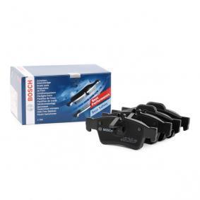 CLS 350 CDI 4 X218 Kit Pastiglie Freno BOSCH MERCEDES-BENZ CLS Shooting Brake