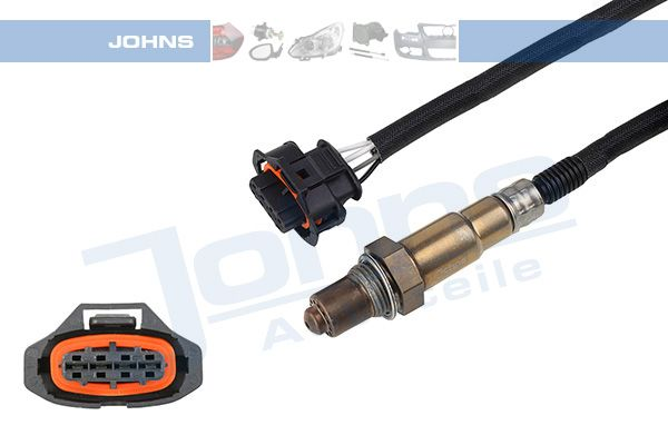 Oxygen sensor LSO 55 09-001 JOHNS — only new parts