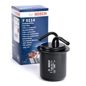 Günstige Kraftstofffilter mit Artikelnummer: 0 986 450 114 SUBARU SVX jetzt bestellen