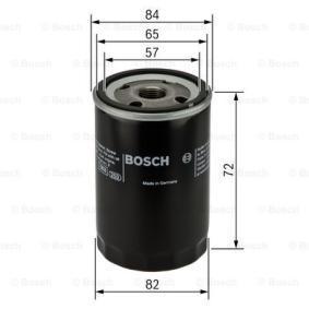 0986452019Filtre à huile BOSCH 0 986 452 019 - Enorme sélection — fortement réduit