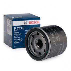 Pirkti P2061 BOSCH Ø: 70mm, aukštis: 67mm Alyvos filtras 0 986 452 061 nebrangu