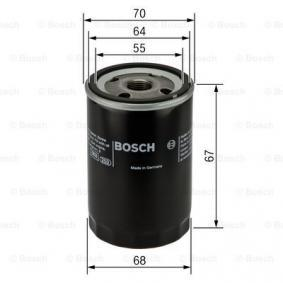 0 986 452 061 Oil Filter BOSCH - Cheap brand products
