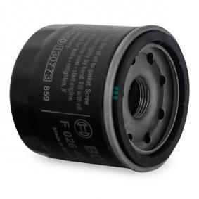 0986452061 Oil Filter BOSCH - Experience and discount prices